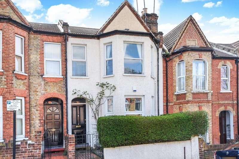2 Bedrooms Flat for sale in Elliscombe Road, Charlton