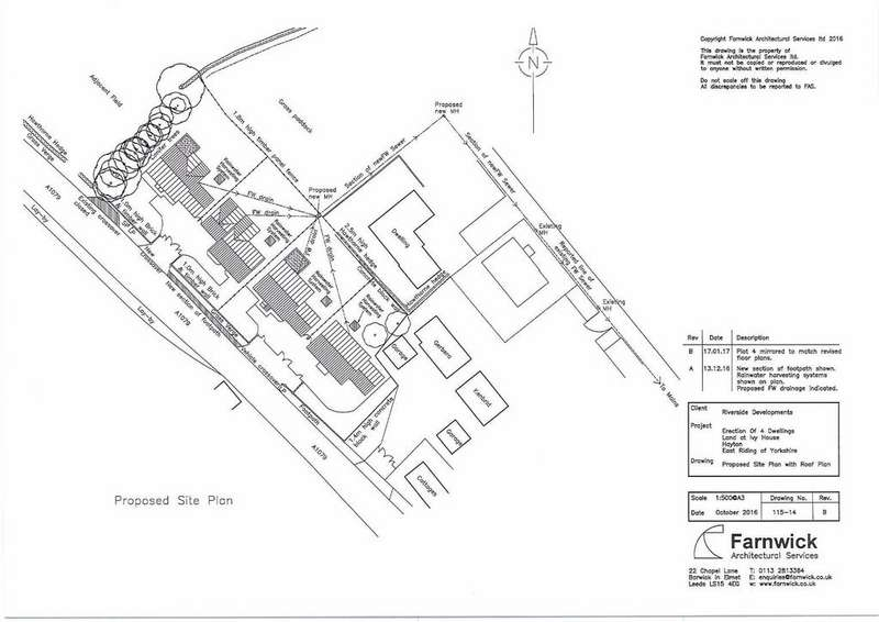 Plot Commercial for sale in Residential Development Site, Hayton, York