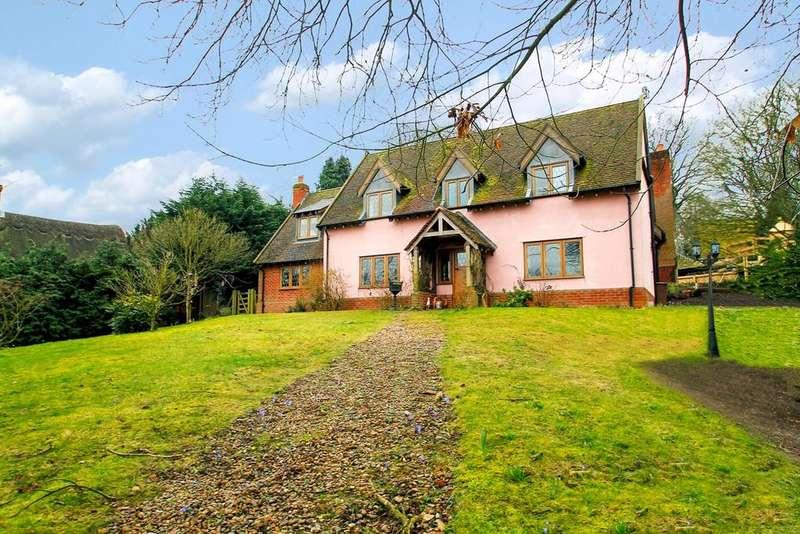 5 Bedrooms Detached House for sale in School Lane, Ufford, WOODBRIDGE, IP13