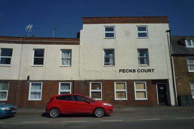 1 Bedroom Flat for sale in Pecks Court, Chatteris, PE16