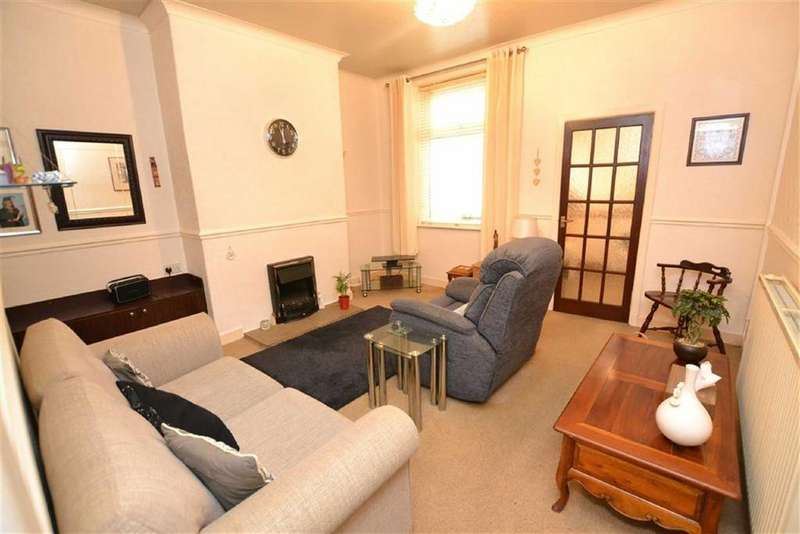 2 Bedrooms Terraced House for sale in Cleaver Street, Burnley, Lancashire