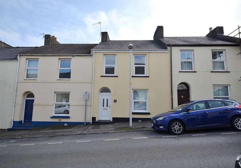 3 Bedrooms Terraced House for sale in Church Street, Pembroke Dock