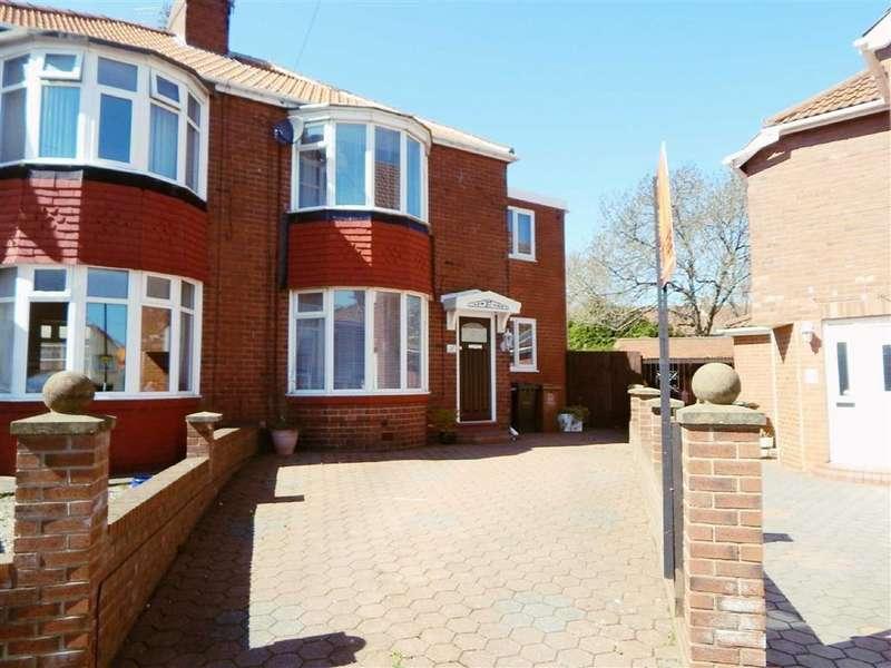 3 Bedrooms Semi Detached House for sale in Langley Road, Walkerdene, Tyne And Wear, NE6