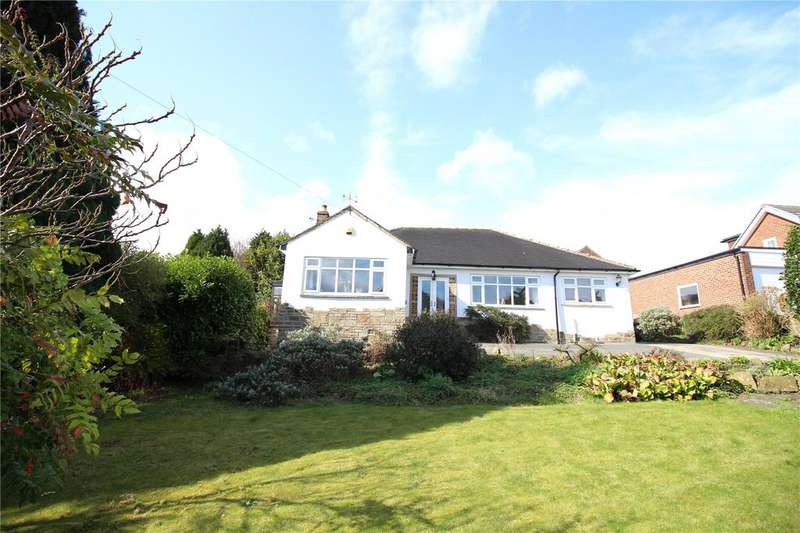 3 Bedrooms Detached Bungalow for sale in Bracken Road, Brighouse, HD6