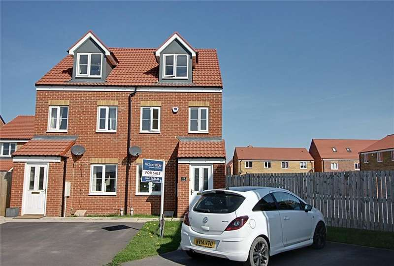 3 Bedrooms Semi Detached House for sale in The Rings, Ingleby Barwick