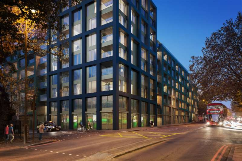 3 Bedrooms Penthouse Flat for sale in Kings Cross Quarter, N1