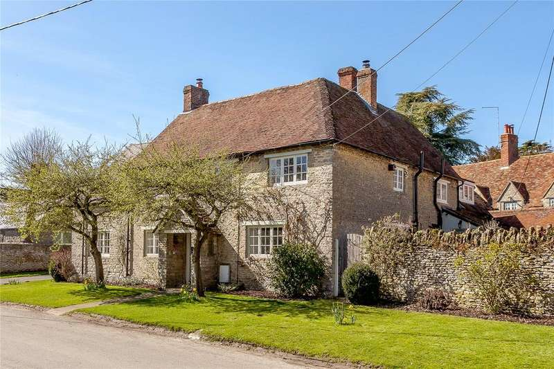 4 Bedrooms Detached House for sale in Mill Road, Stratton Audley, Bicester, Oxfordshire