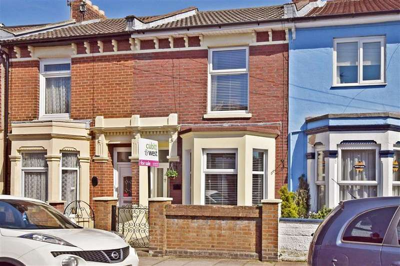 2 Bedrooms Terraced House for sale in Highgate Road, Portsmouth, Hampshire