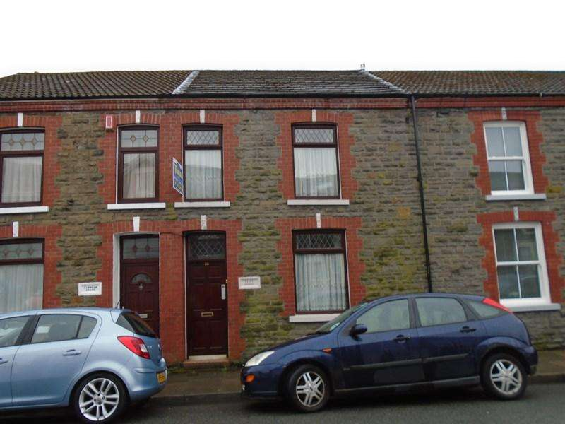 2 Bedrooms Terraced House for sale in Stuart Street, Treorchy
