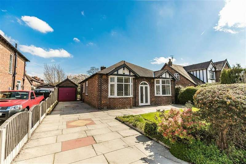 3 Bedrooms Detached Bungalow for sale in Fownhope Avenue, Sale