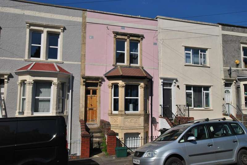 2 Bedrooms Maisonette Flat for sale in Fitzroy Street, Totterdown