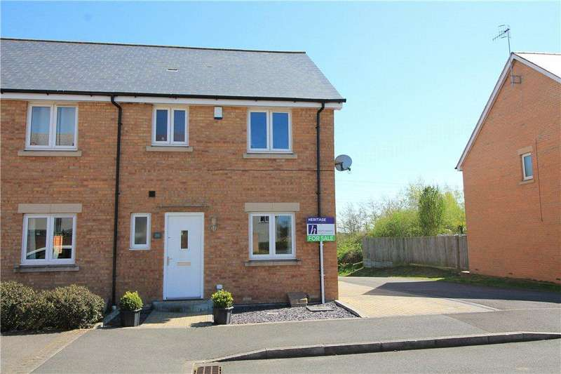 3 Bedrooms Semi Detached House for sale in Portishead, North Somerset, BS20