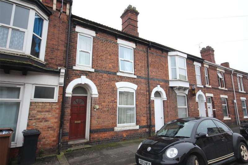 4 Bedrooms Terraced House for sale in Portland Street, Lincoln, LN5