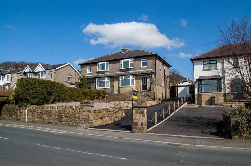 3 Bedrooms Semi Detached House for sale in Higher Reedley Road, Brierfield, Nelson