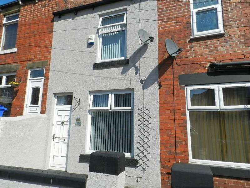 2 Bedrooms Terraced House for sale in Malin Road, Malin Bridge, SHEFFIELD, South Yorkshire