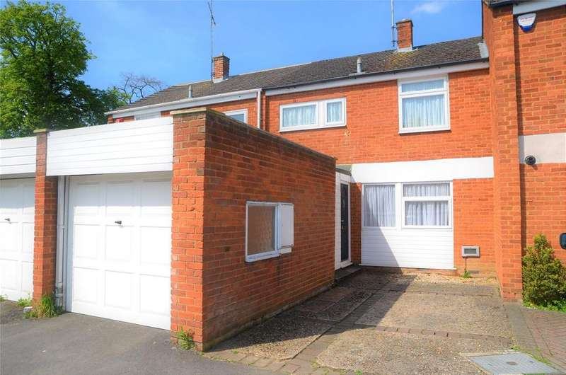 3 Bedrooms Terraced House for sale in Ibstock Close, Reading, Berkshire, RG30