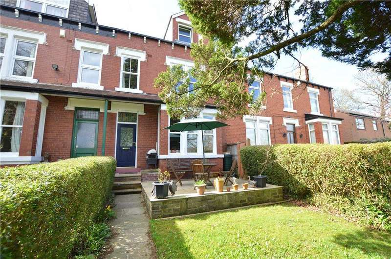 5 Bedrooms Terraced House for sale in Woodland Villas, Leeds, West Yorkshire