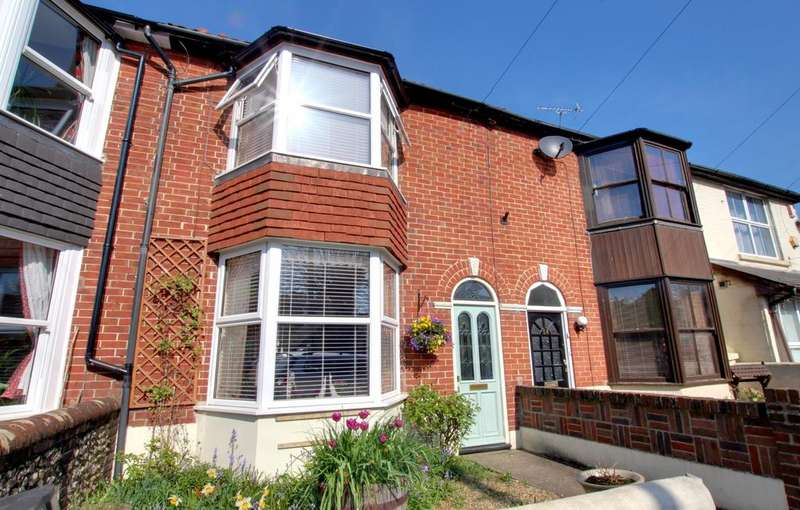 2 Bedrooms Terraced House for sale in Rowland's Castle