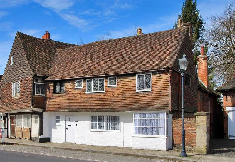 4 Bedrooms End Of Terrace House for sale in High Street, Sevenoaks, Kent