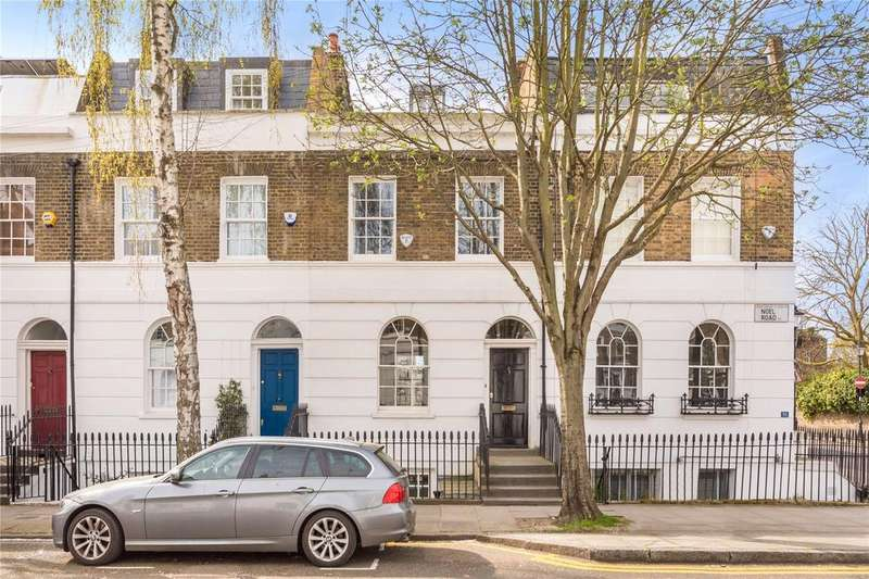 3 Bedrooms Terraced House for sale in Noel Road, Islington, London