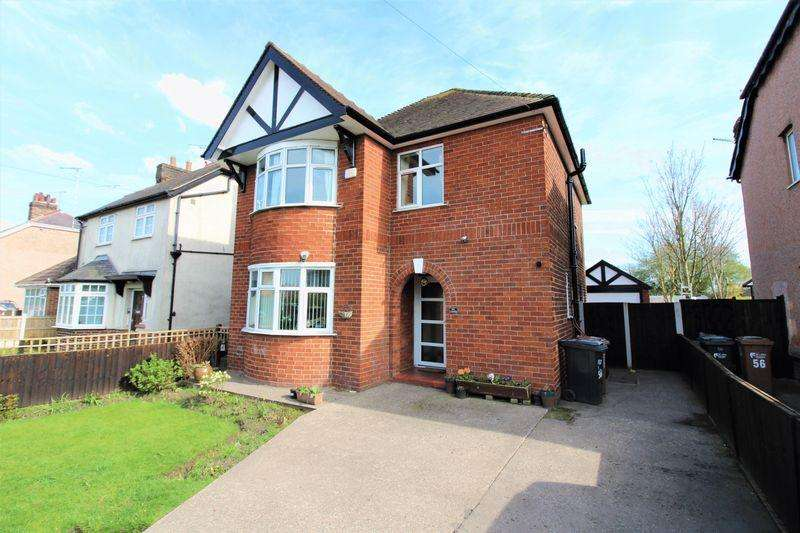 3 Bedrooms Detached House for sale in Lyndale, Welsh Road, Garden City
