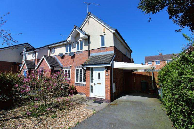2 Bedrooms Semi Detached House for sale in Sedgefield Road, Chester