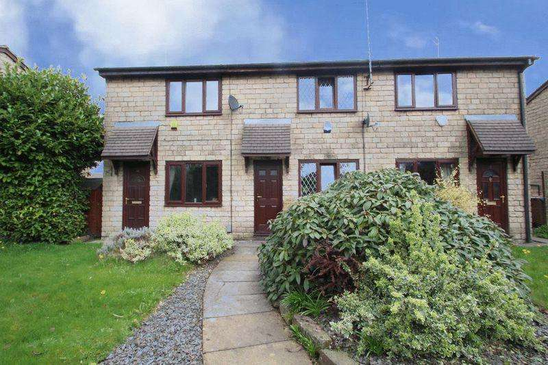 2 Bedrooms Terraced House for sale in Hawley Green, Shawclough, Rochdale OL12 6ET