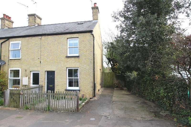 3 Bedrooms End Of Terrace House for sale in West Fen Road, Ely