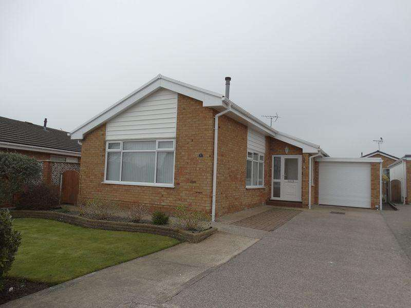 2 Bedrooms Detached Bungalow for sale in Lon Mynach, Llandudno
