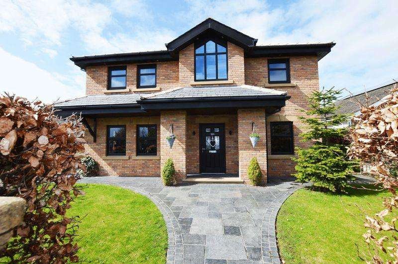 4 Bedrooms Detached House for sale in Hardhorn Road, Poulton-Le-Fylde, FY6 8DW