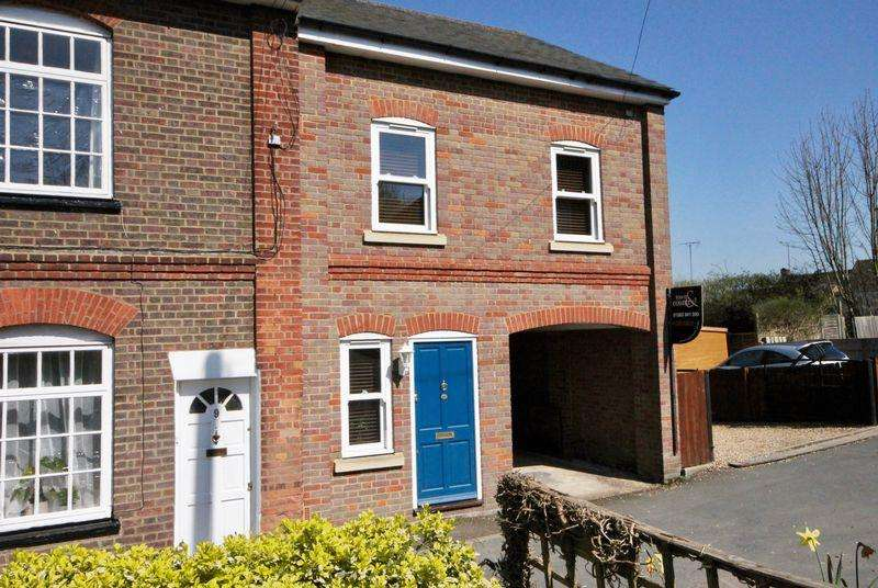 2 Bedrooms End Of Terrace House for sale in Cleveland Road, Markyate **** CAR PORT ****