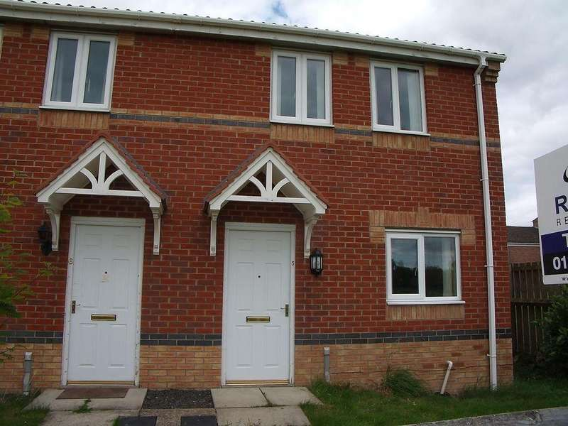 3 Bedrooms Semi Detached House for rent in Merlin Court, Newton Aycliffe
