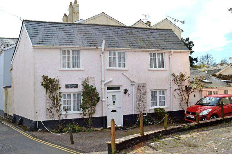 2 Bedrooms Detached House for sale in Coburg Road, Sidmouth