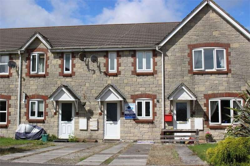 2 Bedrooms Terraced House for sale in Cwrt Y Cadno, LLANTWIT MAJOR, CF61