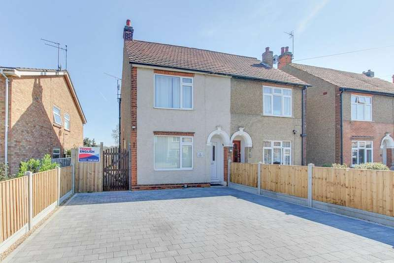 2 Bedrooms Semi Detached House for sale in Canwick Grove, Colchester, CO2