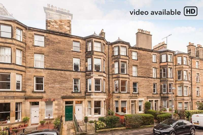 2 Bedrooms Apartment Flat for sale in Comiston Gardens, Flat 2, Morningside, Edinburgh, EH10 5QH