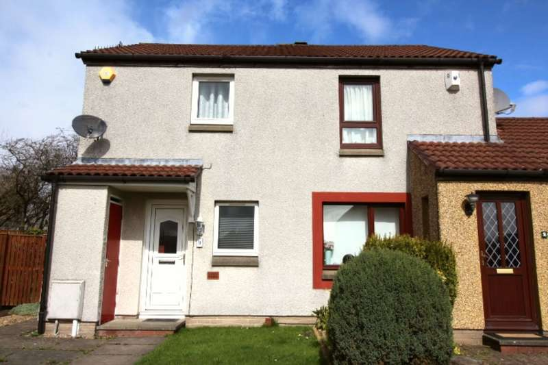 2 Bedrooms Semi Detached House for sale in Kingsfield, Linlithgow, EH49