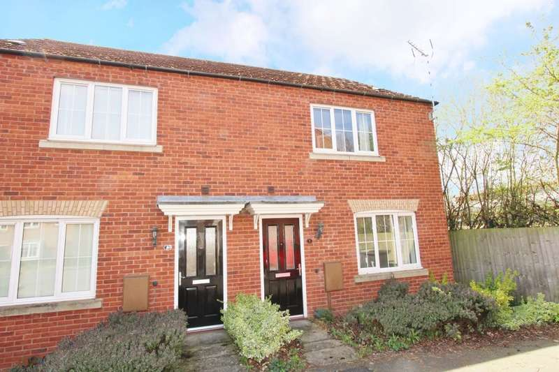3 Bedrooms Semi Detached House for sale in Fieldfare Close, Bramcote, Nottingham, NG9