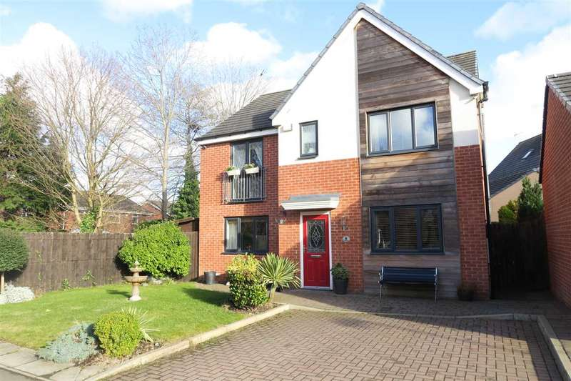 5 Bedrooms Detached House for sale in St. Lukes Place, Hebburn