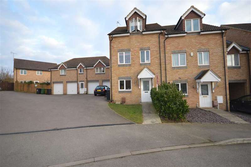 3 Bedrooms Semi Detached House for sale in WORCESTER CLOSE, CORBY