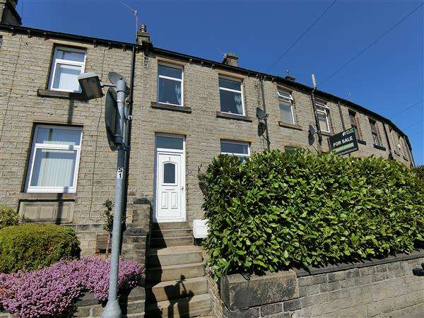 2 Bedrooms Terraced House for sale in Caldercliffe Road, Huddersfield