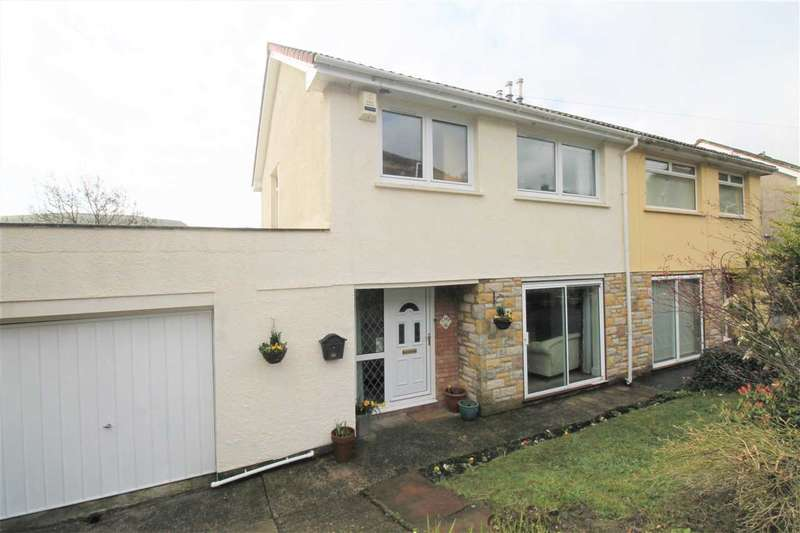 3 Bedrooms Semi Detached House for sale in Sycamore Drive, Tonypandy