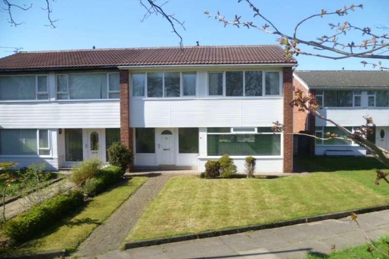 3 Bedrooms Semi Detached House for sale in Acacia Grove, Hebburn, NE31