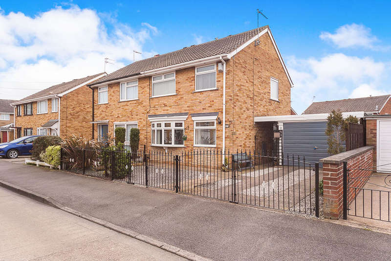 3 Bedrooms Semi Detached House for sale in Mount Vernon, Bilton, Hull, HU11