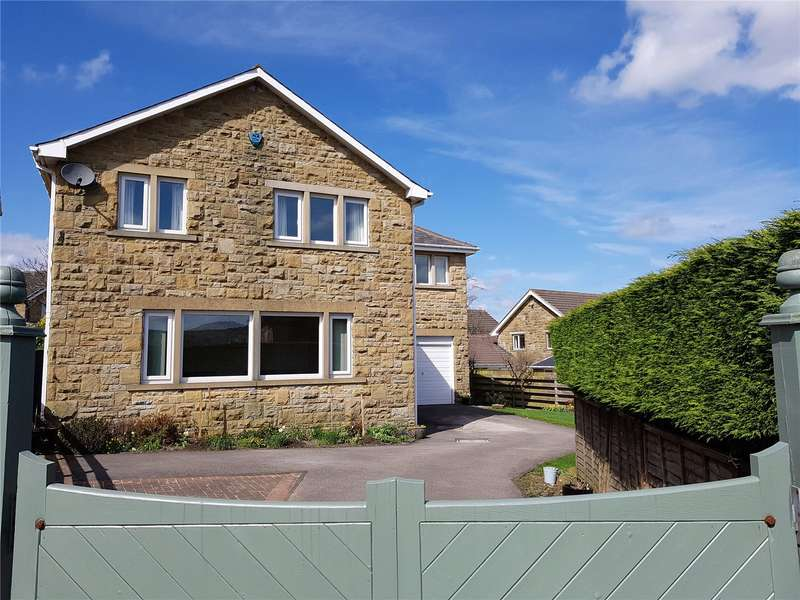 4 Bedrooms Detached House for sale in Hayfield Close, Scholes, Holmfirth, HD9