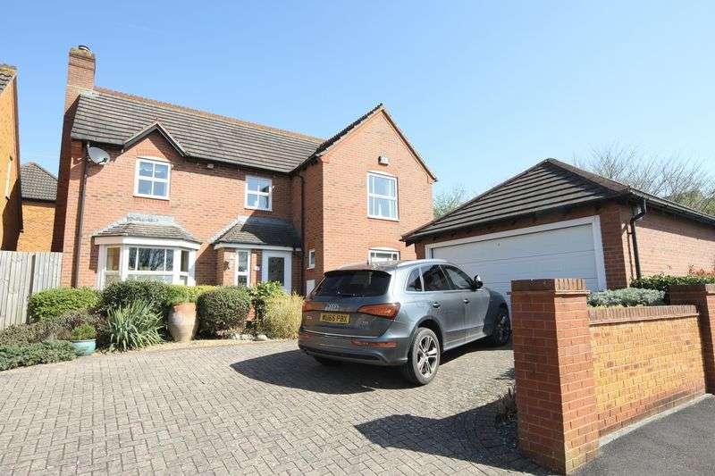 4 Bedrooms Property for sale in Francis Way Bridgeyate, Bristol