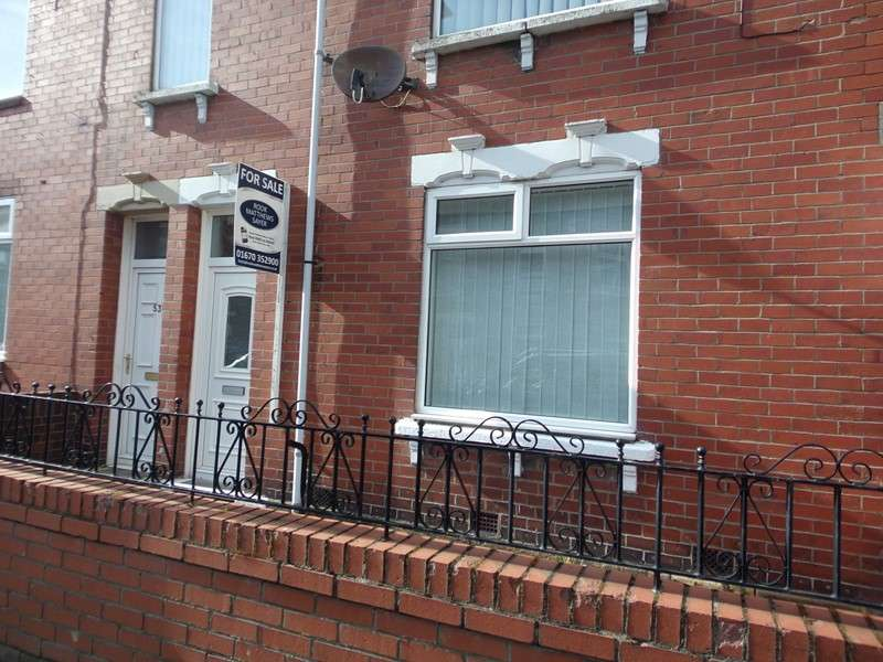 2 Bedrooms Property for sale in Plessey Road, Blyth, Northumberland, NE24 4AA