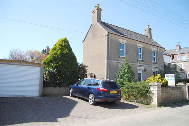 2 Bedrooms Detached House for sale in Etheldene Road, Cashes Green, Stroud