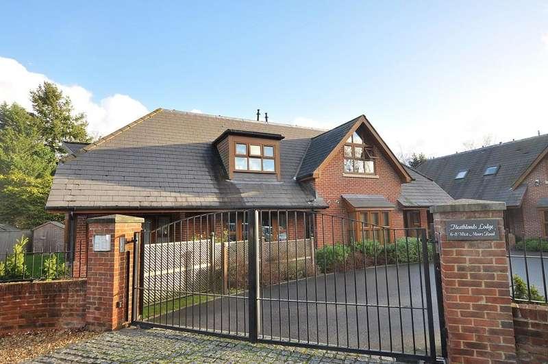 2 Bedrooms Flat for sale in West Moors Road, Ferndown