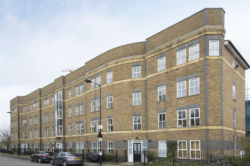 1 Bedroom Flat for sale in Cadogan Terrace, London, E9